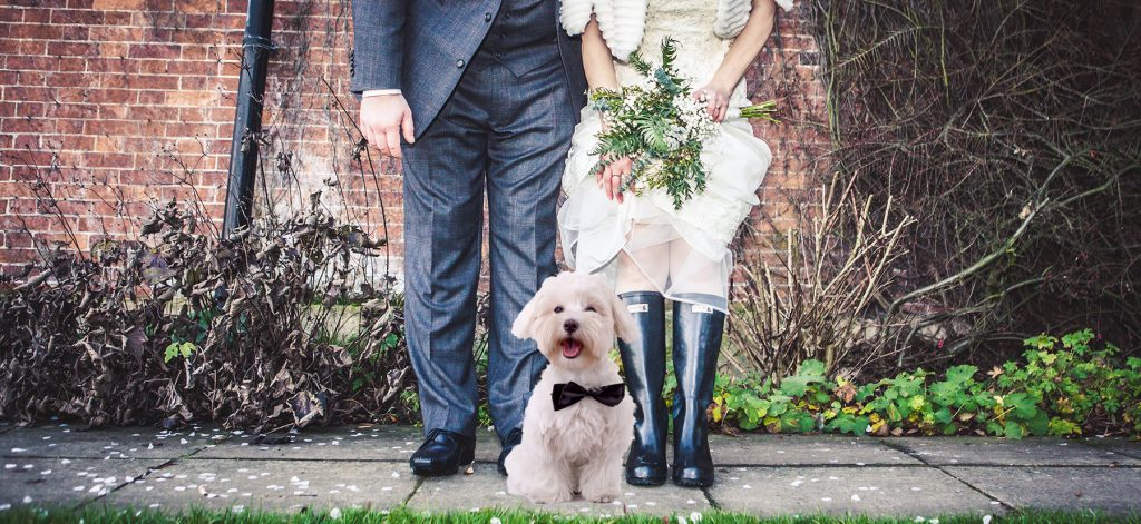 Walkies Down The Aisle